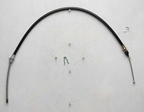 UPC 747730975498, Aimco C912021 Left-Rear Parking Brake Cable