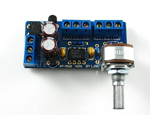 P7-MINI Preamplifier Board Pre-AMP Headphone DIY KIT for MX50 L20 L6 NE5532