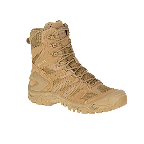 "Merrell Strongfield Tactical 8"" Waterproof Unisex Boots"