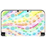 Colorful Design Bright Colors Lines Design New 3DS XL 2015 Vinyl Decal Sticker Skin by Moonlight Printing