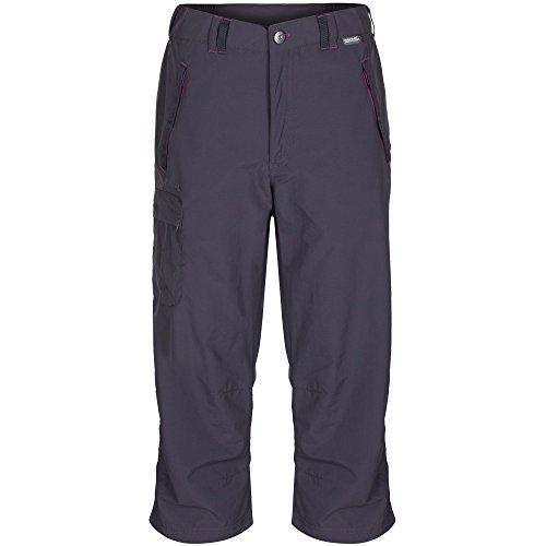 modello donne 10 dicono Chaska scuro Regatta mocassino misura verde Pantaloni Capri le s x5fwwXn4q