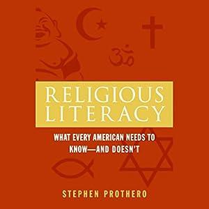 Religious Literacy Audiobook
