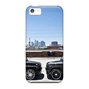 SherrilClaudette Slim Fit Protector WIY32602QAeI Shock Absorbent Bumper Cases For Iphone 5c