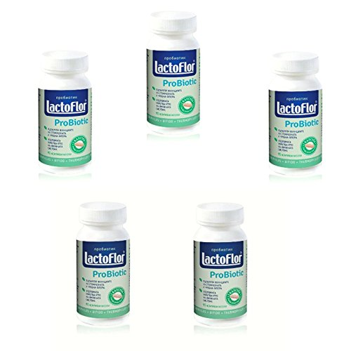 Lactoflor Probiotic-90caps.acidophilus,bulgaricus,bifido,thermophilus (5)