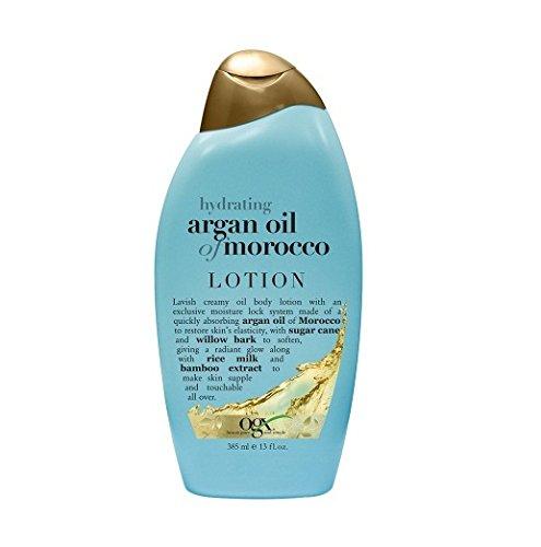 (OGX) Organix Body Lotion Argan Oil Of Morocco 13oz (Hydrating) (2 Pack)