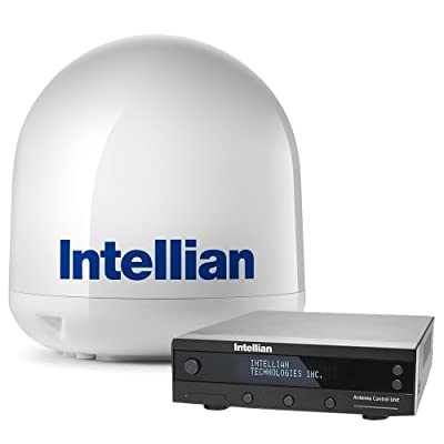 "Intellian i2 Sat TV System with 18"" Dish For North America"