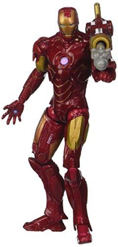 Disney Iron Man 'Mark IV' Iron Man 2 Action Figure -- 4''