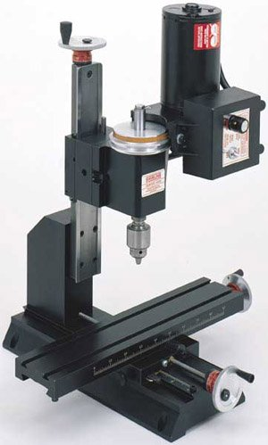 Sherline 5400 Deluxe Vertical Milling Machine