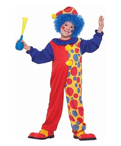 Forum Novelties Clown Kids Costume