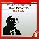 Richter Plays Prokofiev (Live in Japan)