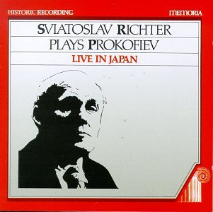 Richter Plays Prokofiev (Live in Japan) by Memoria