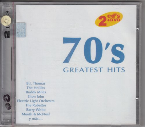 70's Greatest Hits: 2 Cd's +Dvd (The Best Of Buddy Miles)