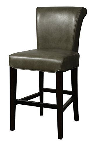 Heights Chair Leather Pacific (New Pacific Direct 148524B-017 Bentley Bonded Leather Counter Stool Furniture Quarry)