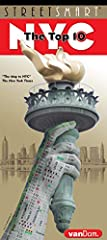 VanDam's newly updated 2020 EditionStreetSmart NYC Top Ten  maps all attractions including the Top 10 in museums, sights, shopping, major architecture plus the subway system for all of Manhattan with featured descriptions and a New Yorker s t...