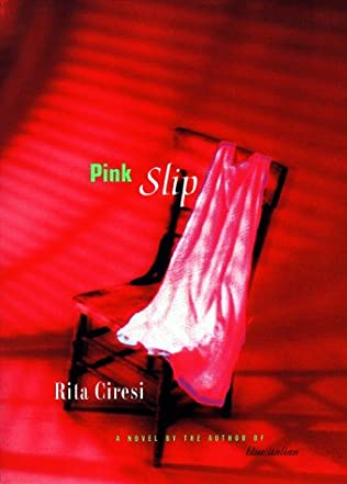 book cover of Pink Slip