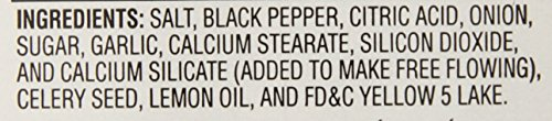 McCormick Perfect Pinch Lemon & Pepper Seasoning Salt (No Msg), 28 OZ by McCormick (Image #2)