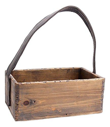 [해외]박 힐 12 x 7.5 원시적 인 스타일 장식 나무 구두 손질 상자/Park Hill 12  x 7.5  Primitive Style Decorative Wood Shoe Shine Box