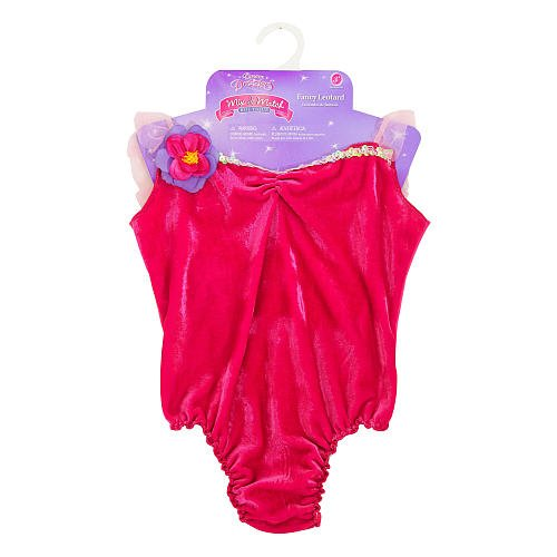 Dazzler Costume (Dream Dazzlers Mix and Match Leotard - Hot Pink)