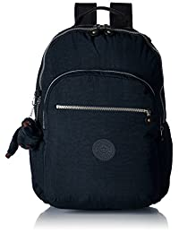Kipling Seoul Go Laptop Padded Adjustable Backpack Straps Zip Closure