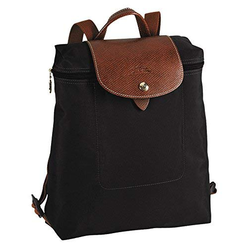 - Longchampag Le Pliage Nylon Backpack-Black