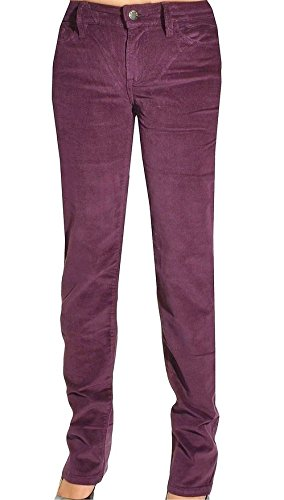 Stretch Corduroy Jean - Calvin Klein Jeans Womens Pants Power Stretch Corduroy Straight Leg Slim Fit (2 x 30