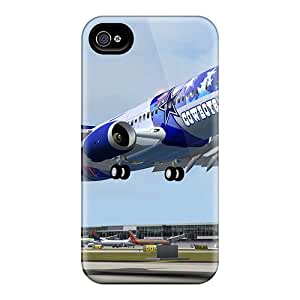 Iphone 4/4s YTK9472lVEM Dallas Cowboys Tpu Silicone Gel Cases Covers. Fits Iphone 4/4s