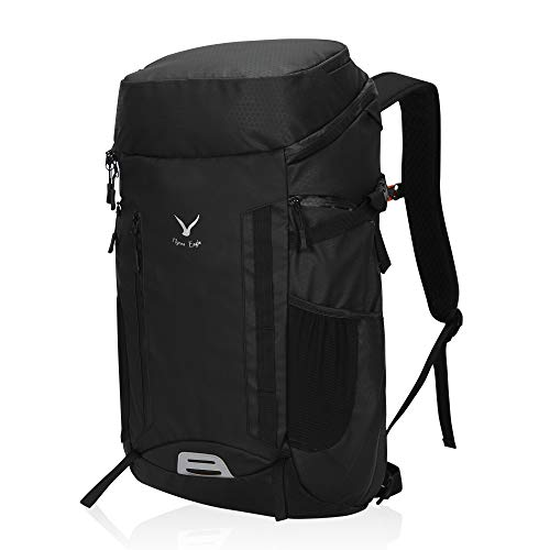 Hynes Eagle Everyday Backpack Waterproof Reflective Outdoor Rucksack Internal Frame Commuter Bike Backpack 32L