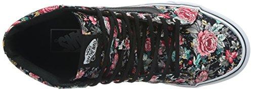 Vans Sk8 Hi Slim W chaussures Multicolore