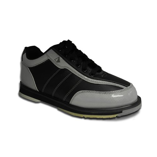 (Pyramid Men's Ra Black/Silver Right Handed - Size 10.5)