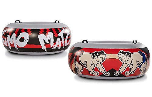Jumbo Sumo Match bumpers - Inflatable for Indoor / Outdoor use