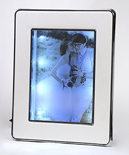 Buy Whiz Atoms Two In One Mirror Cum Photo Frame Includes Led Light