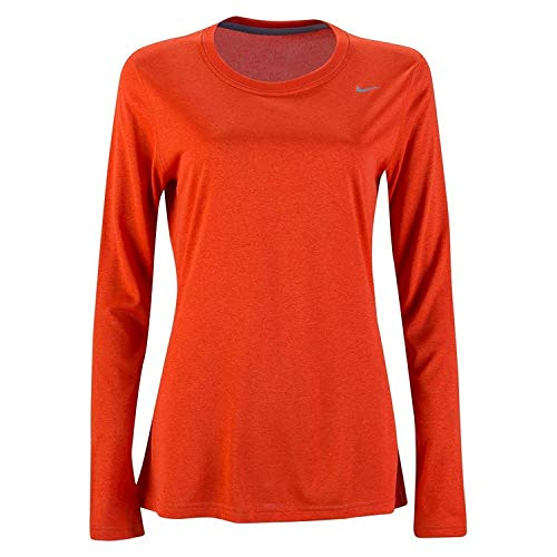 Per Maniche Donne Lunghe Arancione Legend A Nike vw1nxUqAgx