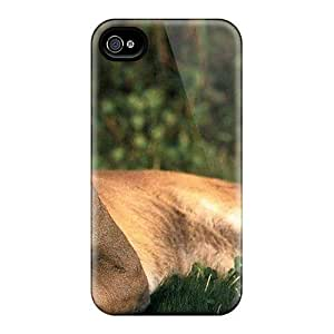 New Williams6541 Super Strong The Bad Cat Tpu Case Cover For Iphone 4/4s