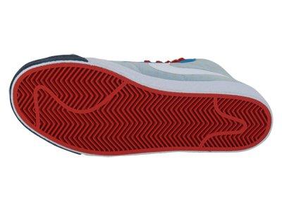 Nike Womens Blazer Alta Moda Sneaker Turq / Bianco / Blu Scuro