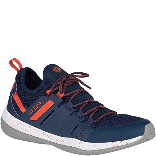 H2o Cage - SPERRY Men's, H2O Mainstay Lace up Sneakers Navy 10.5 M