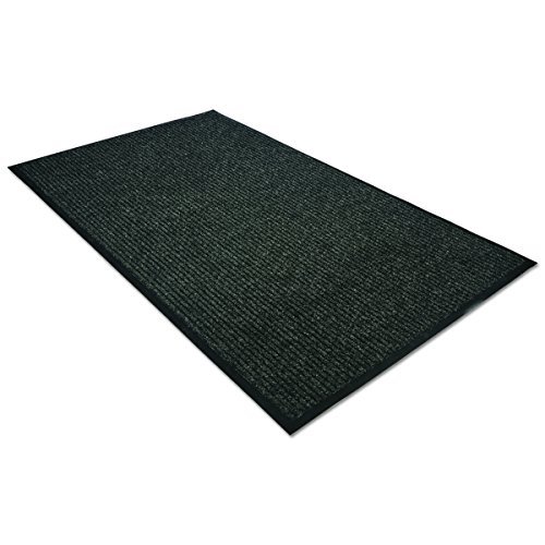 Guardian 64030530 Golden Series Indoor Wiper Mat Polypropylene 36 x 60 Charcoal, 36 x 60, Charcoal by Guardian (Image #1)