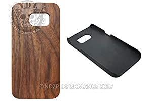 Samsung Galaxy S7 Black Walnut Wood Phone Case - Choose Your Design by NDZ Performance
