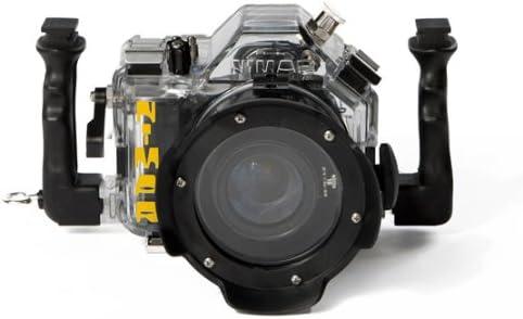 Cámara Digital submarina (18MP) Sumergible hasta 60m/ Reflex Canon 600D + Carcasa estanca Nimar: Amazon.es: Electrónica