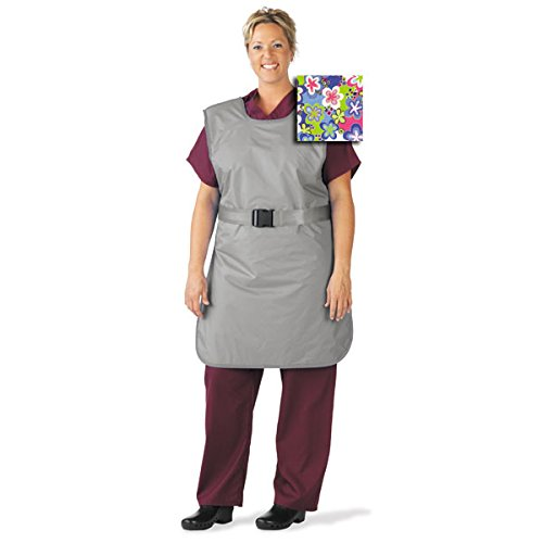 34 Coat Apron (Lightweight Standard Coat Apron with Quick Release Buckle Small Chest: 34