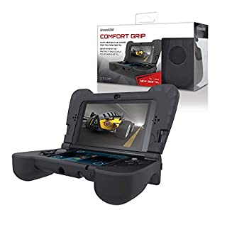 dreamGEAR Comfort GRIP Protection for your NEW Nintendo 3DS XL (B00UJ9LB6Y) | Amazon price tracker / tracking, Amazon price history charts, Amazon price watches, Amazon price drop alerts