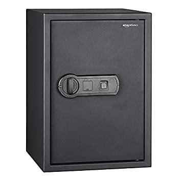 Image of Home Improvements AmazonBasics Biometric Fingerprint Safe - 1.8-Cubic Feet - 50FIC