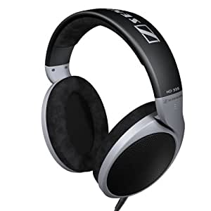 Sennheiser HD555 Professional Headphones with Sound Channeling (Old Model)