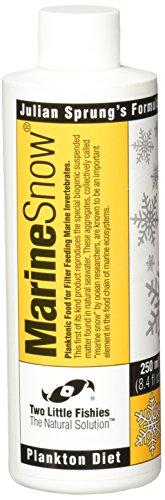 Two Little Fishies ATLMS2 Marine Snow, 8-Ounce ()