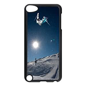 Extreme Sports CustomDesign Pattern Hard Skin Back Case Cover Potector For Ipod Touch 5 Case TSL148077