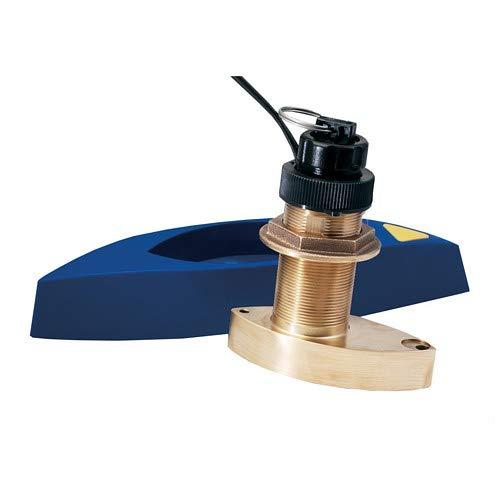 - Raymarine Bronze Thru-Hull Transducer W/Fairing Block