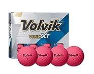 Volvik Vivid XT Golf Ball (One Dozen)
