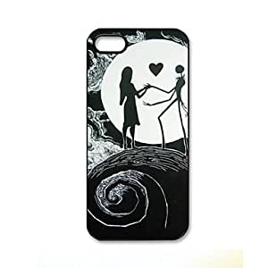 TY The Nightmare Before Christmas Pattern Plastic Hard Case for iPhone 5/5S