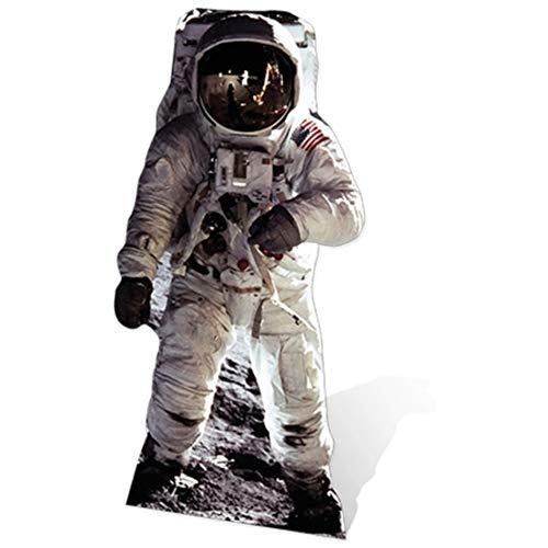 Star Cutouts SC119 Astronaut Buzz Aldrin Cardboard Cutout Standup]()