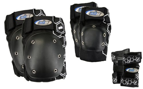 MBS Core Tri-Pack Pads, Large