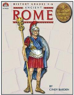 Activity Four Milliken - MILLIKEN & LORENZ EDUCATIONAL PRESS BOOK ANCIENT ROME GR 4 - 6